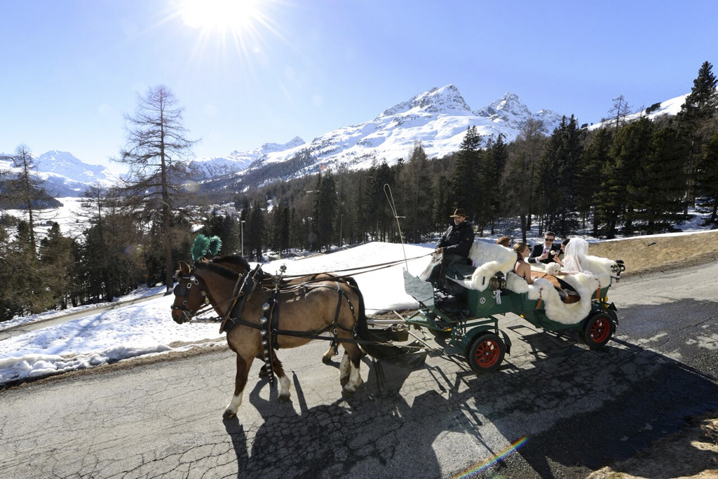 Your Perfect Swiss Destination Wedding in Engadin St. Moritz