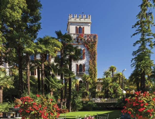 Seeschloss Torre Ascona