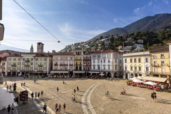 Piazza Grande - Locarno