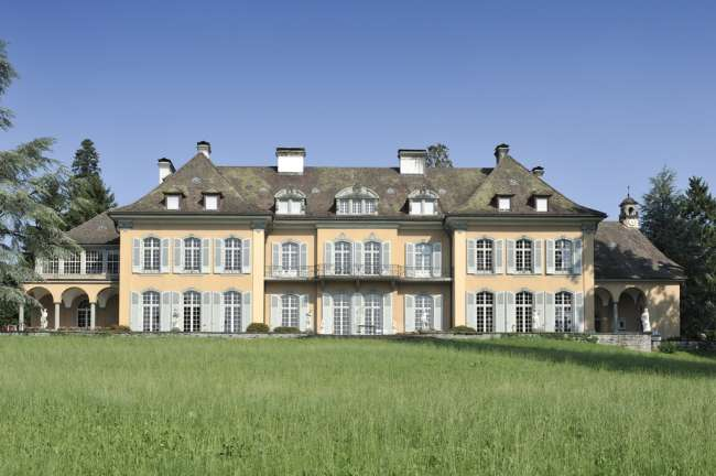 St. Charles Hall. Lake Lucern Region