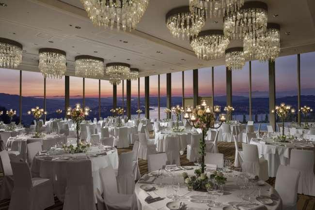 Ballroom Burgenstock Resort