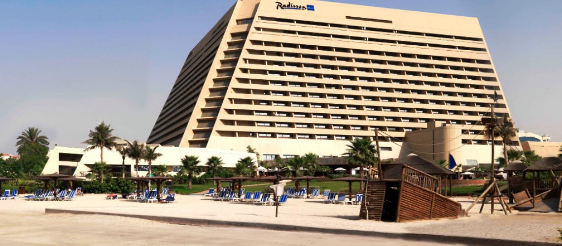 Radisson Blu Hotel & Resort Sharjah