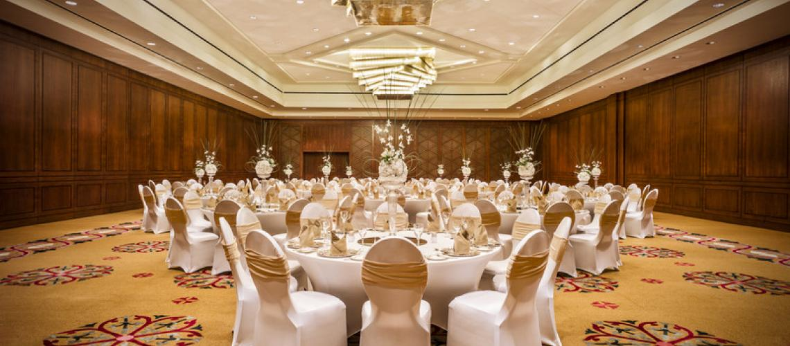 Badriah Ballroom at Jumeirah Messilah