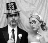 3 .. 2 .. 1 زواج رأس سنة سعيد!