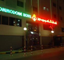 Al Commodore-Hotel