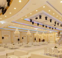 Qasr Amasy Al Jhawhara Wedding Hall