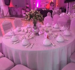 Salle des fetes les Salons Yan Planification de mariage