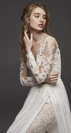 The Atelier Pronovias Preview 2019 Wedding Dress Collection