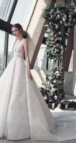 Tony Ward La Mariée Spring 2019 Wedding Dresses