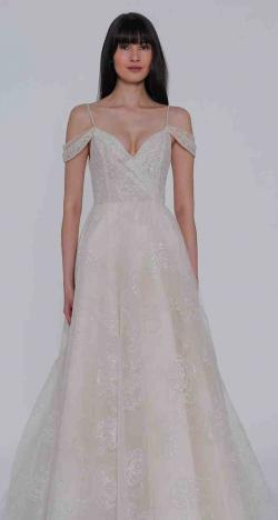 Spring 2019 Wedding Dresses by Lazaro