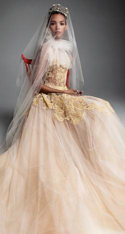 The Fall 2019 Wedding Dresses by Vera Wang