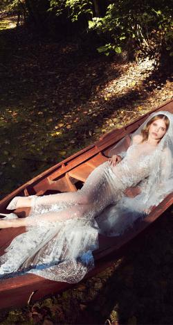 The Fall 2019 Wedding Dress Collection by Zuhair Murad