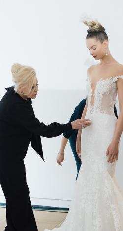 Our Exclusive Interview with Fashion Designer Ines Di Santo