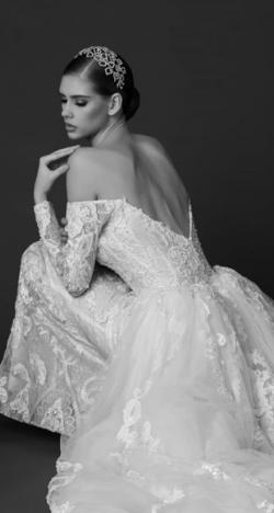 مجموعة عبد محفوظ لفساتين الزفاف لعام 2019