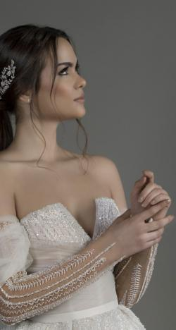 Chrystelle Atalla 2019 Wedding Dresses