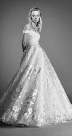 The 2017 Sandy Nour Bridal Collection