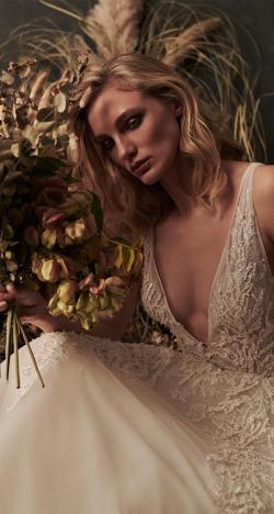 Sandy Nour 2019 Wedding Dress Collection