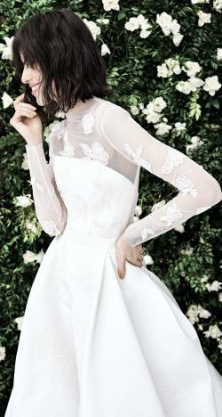 Carolina Herrera 2020 Spring Wedding Dress Collection