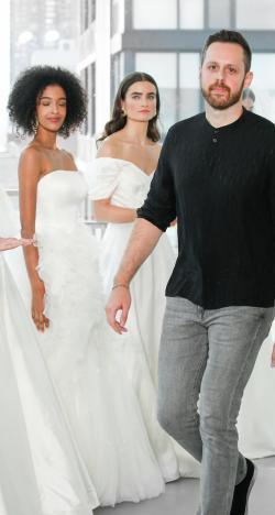 Justin Alexander Fall/Winter 2020  Wedding Dress Collection