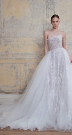 مجموعة فساتين زفاف 2020 من تصميم جورج حبيقة