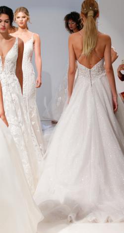 فساتين اعراس موريلي لعام 2020 من تصميم مادلين جاردنر