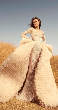 The Zuhair Murad Fall 2020 Wedding Dresses