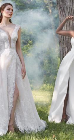 Ines Di Santo Spring 2021 Wedding Dresses