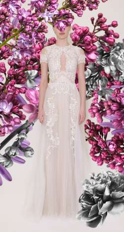 Reem Acra Spring 2021 Wedding Dresses
