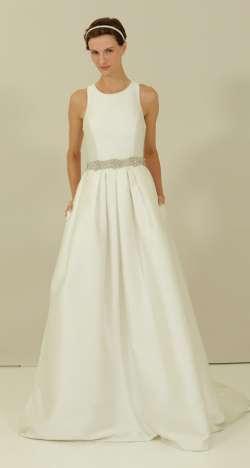 أسبوع نيويورك لأزياء الزفاف: مجموعة روزا كلارا لفساتين الزفاف لخريف 2015