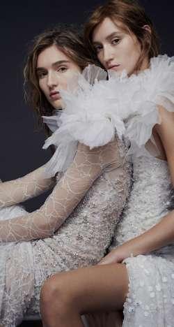 أسبوع نيويورك لأزياء الزفاف: مجموعة فيرا وانغ لفساتين الزفاف لخريف 2015