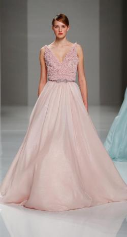 Paris Haute Couture Fashion Week: Georges Hobeika Spring 2015