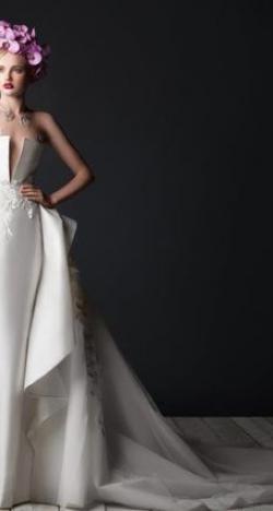 Lebanese Designer Rami Ali Releases 2015 Bridal Collection