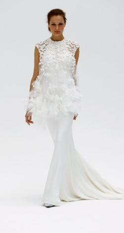 Peter Langner's Spring 2016 Bridal Collection at New York Bridal Market 2015