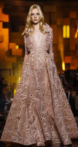 Elie Saab's Stunning Haute Couture 2015 Fall/Winter Collection Revealed at Paris Fashion Week