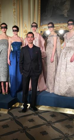 Rami Al Ali Releases His Spring Summer 2016 Couture Collection