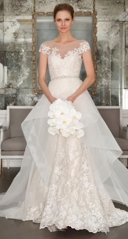 Romona Keveza Spring 2017 Bridal Collection