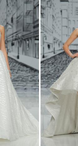 Justin Alexander's 2016 Bridal Collection