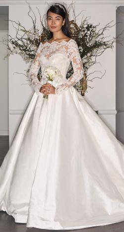 Romona Keveza Fall 2017 Bridal Collection at New York International Bridal Week