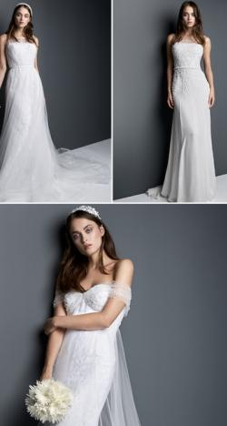 The Stunning Bridal Collection of Georges Hobeika
