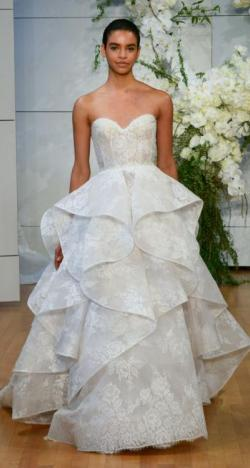 The 2018 Spring Bridal Collection by Monique L'huillier