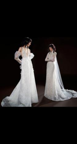 مجموعة فيرا وانغ لفساتين زفاف ربيع 2018