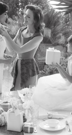 The 2018 Bridal Couture Collection by Alessandra Rinaudo