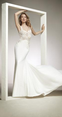 The Pronovias 2018 Wedding Dress Collection