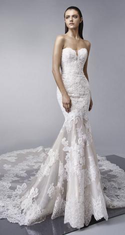 مجموعةانزواني لفساتين الزفاف لعام 2018
