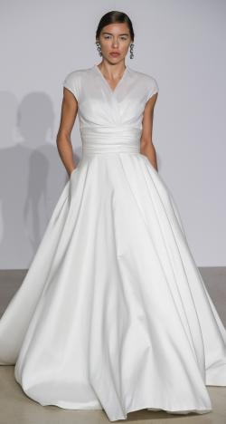 The Justin Alexander Bridal Collection For Fall 2018
