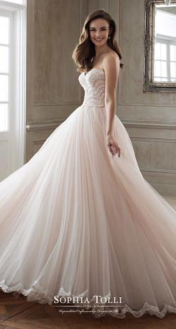 The Spring 2018 Sophia Tolli Wedding Dresses