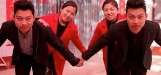توأمان صينيان يجريان عمليات تجميل لتجنب الخلط بين زوجاتهما التوأم!
