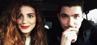 Ezgi Eyüboglu's First Wedding Picture Revealed