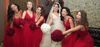 How Much Did Rima Fakih's Wedding Dress Cost