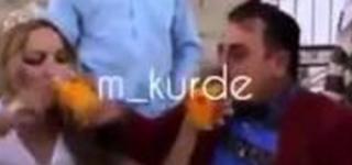 Video: Groom Spills Juice On His Bride